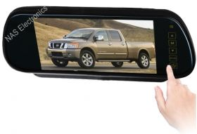 "7"" Mirror Reversing Camera Monitor"
