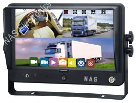 Truck Dash Camera with GPS