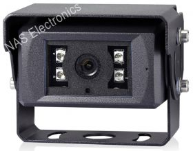 SHARP CCD Backup Camera Black Color