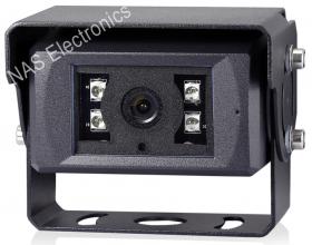 White and Black 120° Sharp CCD Wide Angled Vehicle Reversing Waterproof Camera