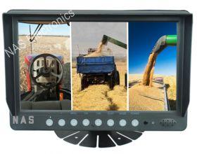 9inch Farmview Monitor Three Splits