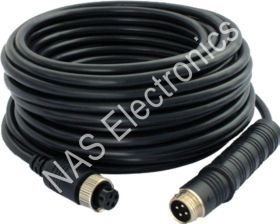 4Pin Extension Waterproof Cable