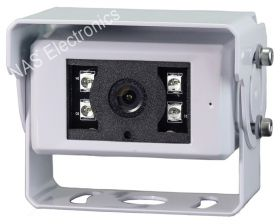 30 degree viewing white color camera