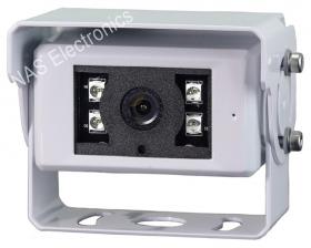SHARP CCD Backup Camera White Color