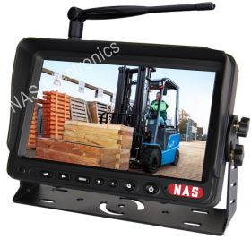 Digital Wireless Forklift Monitor