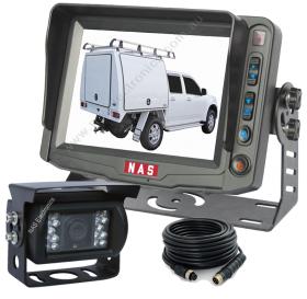 Car-Van-Ute Reversing Camera Kit