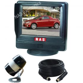 "3.5"" Monitor with Reversing camera"