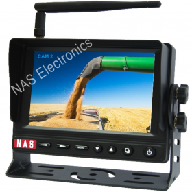 5inch digital wireless reversing monitor