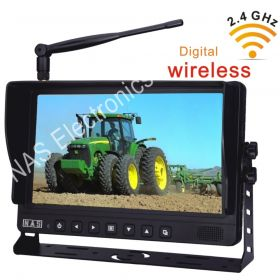 9inch digital wireless monitor