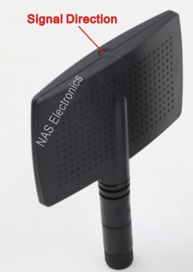 12.5dBi Directional Antenna Signal Direction