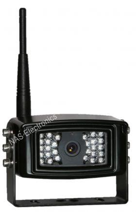 2.4G Digital Wireless Backup Camera