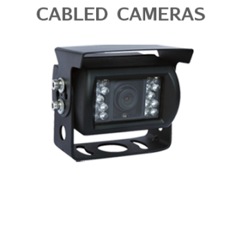 Back up Cameras for many applications