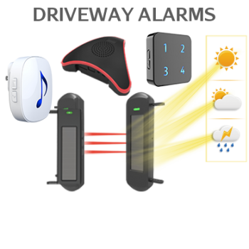 Driveway Alarms and Alerts