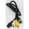 RCA Female Cable for Revesing Cameras