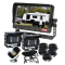 """7"""" Monitor Caravan Backup Camera Kit with Two Cameras on the back of the Caravan one for Travelling and the other for Reversing (K7TC22*CS0287)"""