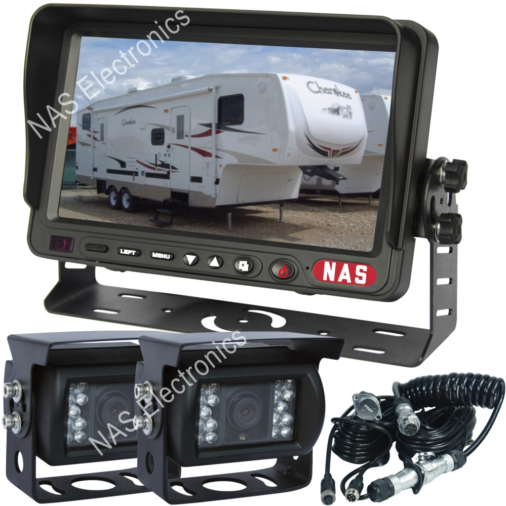 Trailer Rear View Camera Kit