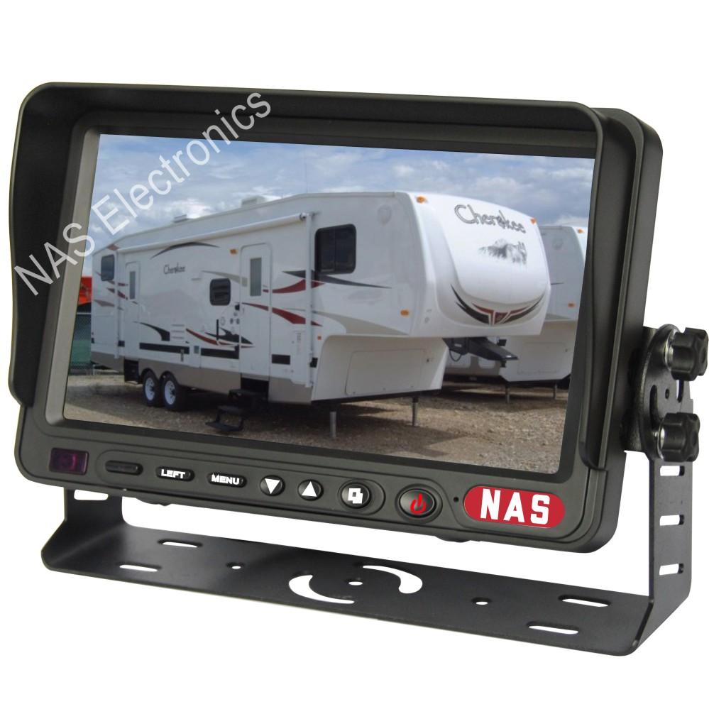 7inch Caravan Rear View Monitor
